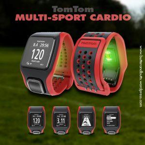 Wrist watch with GPS