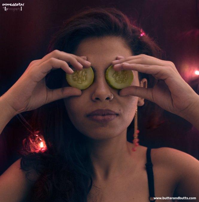 Deepika Khosla how to make salad
