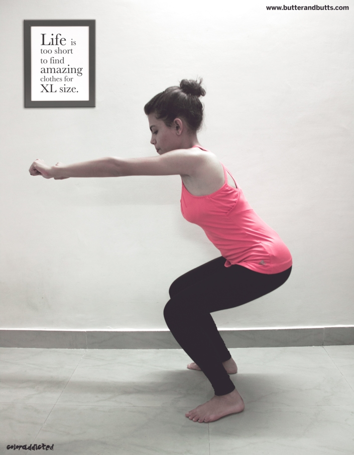 How to do squats at home