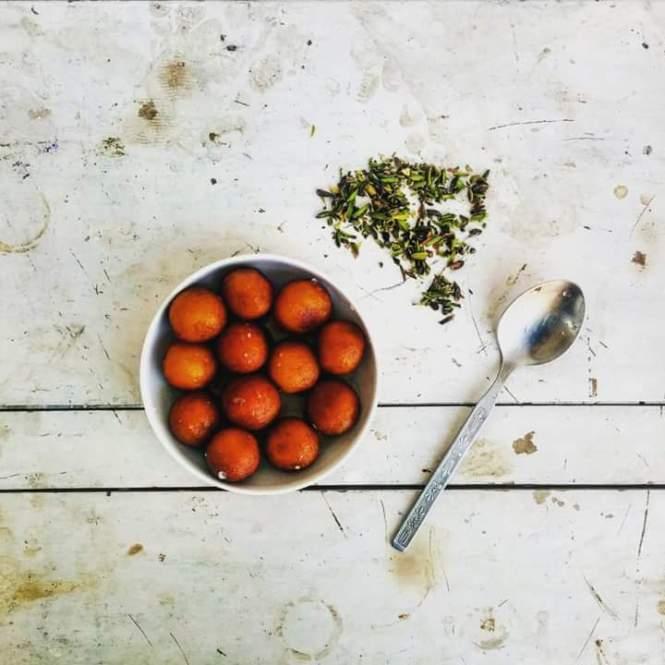 Diwali sweets gulab jamun